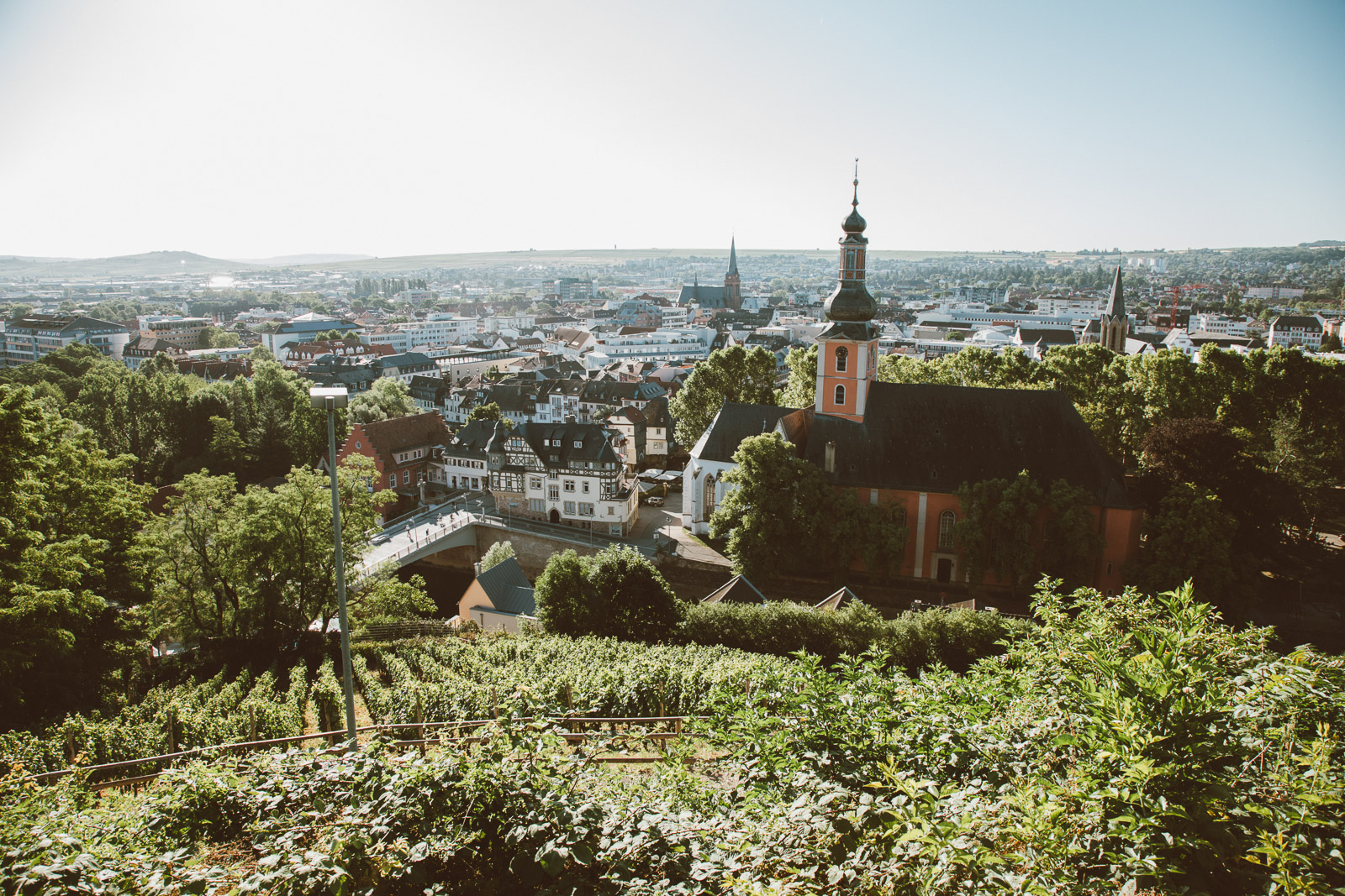 Weinberge-in-Bad-Kreuznach